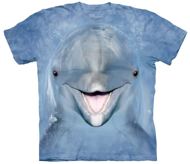 Dolphin Shirts Face