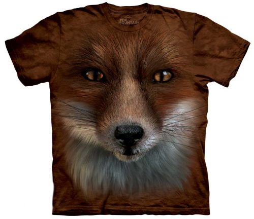 Fox Shirts Face