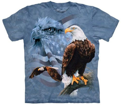 Eagle Shirts Faded