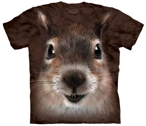 Squirrel Shirts