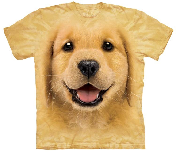 Golden Retriever Puppy Shirts