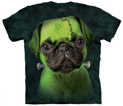 Franken Pug Shirts