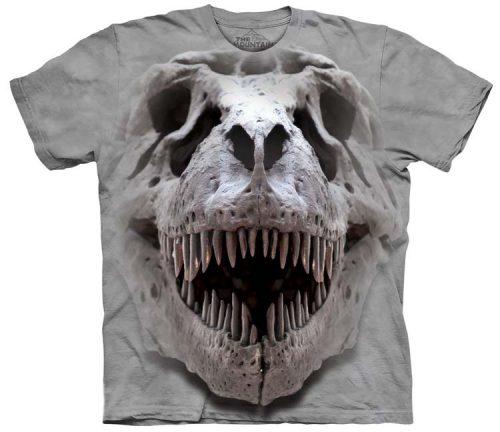 Dinosaur Skull Shirt