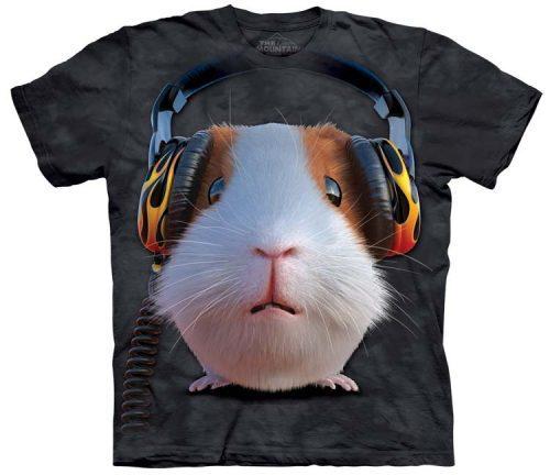 DJ Guinea Pig Shirts