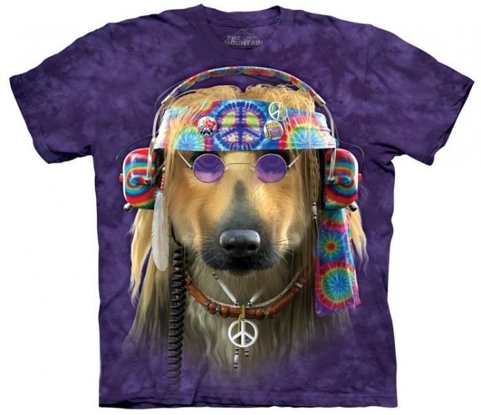 Groovy Dog Shirts