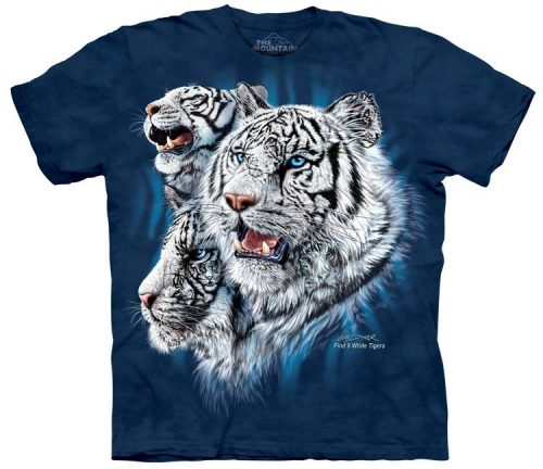 White Tiger Shirts Find 9