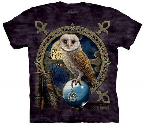 Spellkeeper Owl Shirts