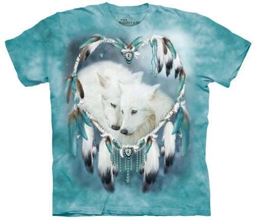 Wolf Shirts Heart