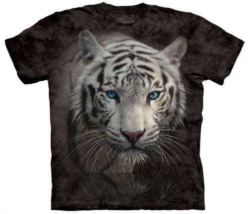 White Tiger Shirts Reflection