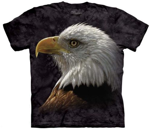 Bald Eagle Shirts Portrait