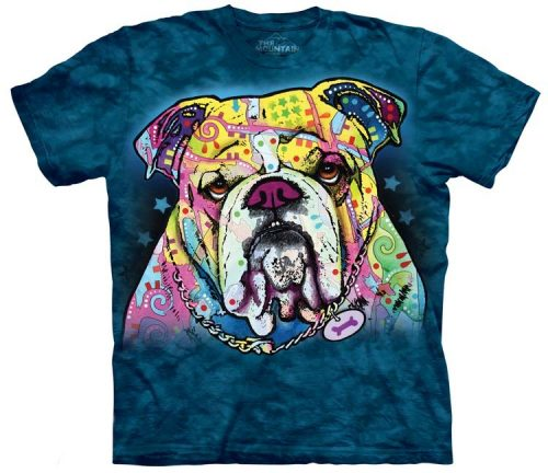 Colorful Bulldog Shirts