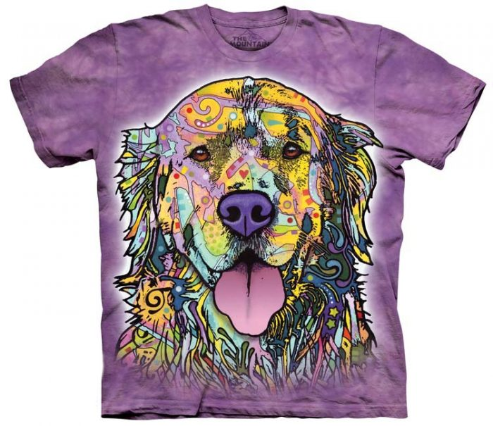 Russo Golden Retriever Shirts