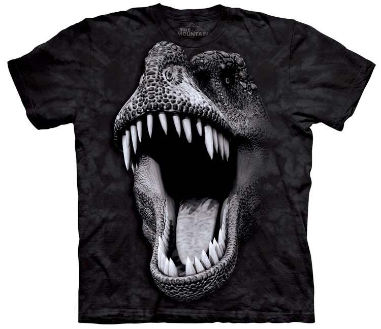 Dinosaur Shirt Glow