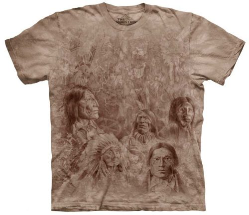 Native American Indian Shirts Ancestral
