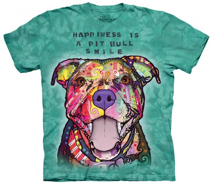 Pit Bull Smile Shirts
