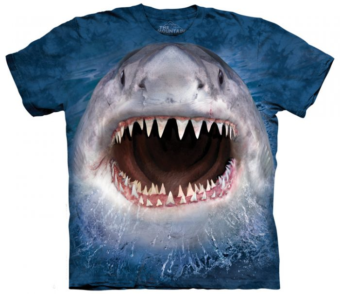 Shark Shirts Wicked
