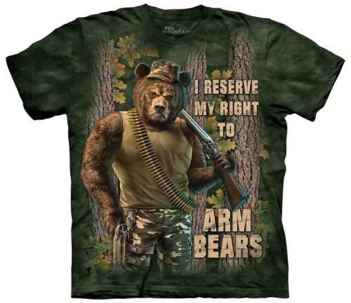 Arm Bear Shirts