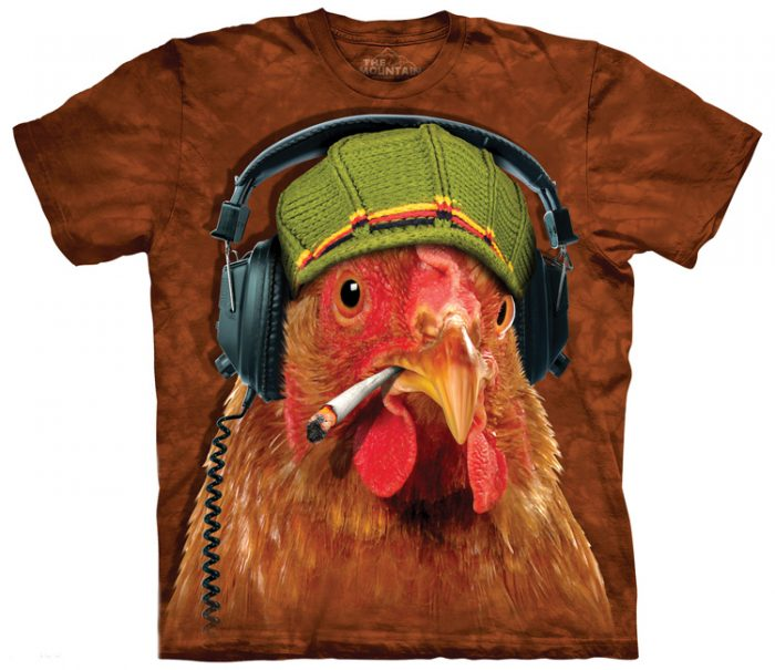 Fried Chicken Shirts