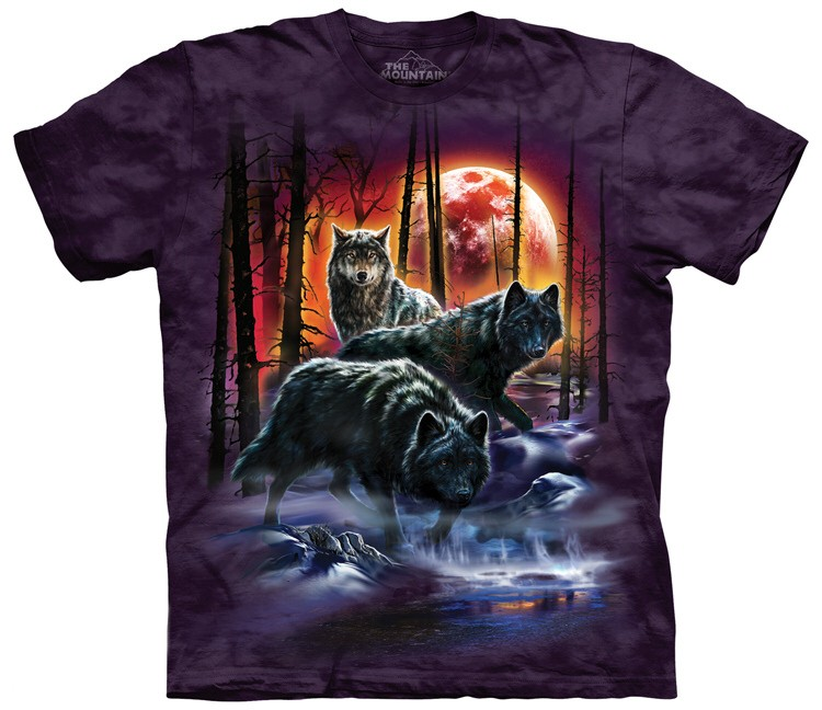 Wolf Shirts Fire and Ice