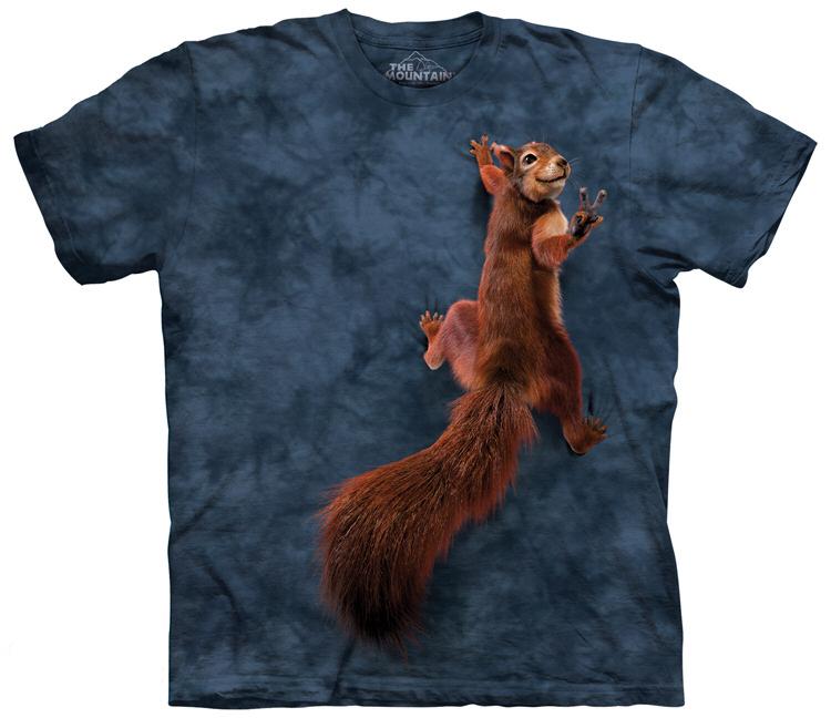 Squirrel Shirts Peace