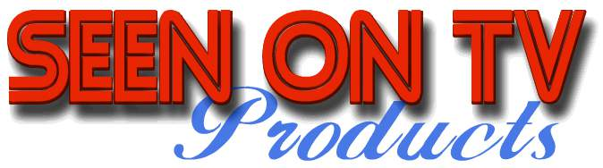 SeenOnTVProducts Logo