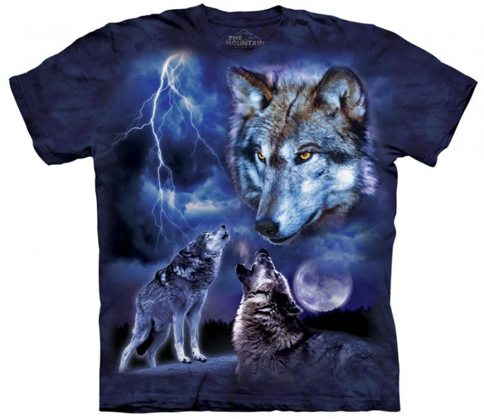 Wolves of the Storm Shirt
