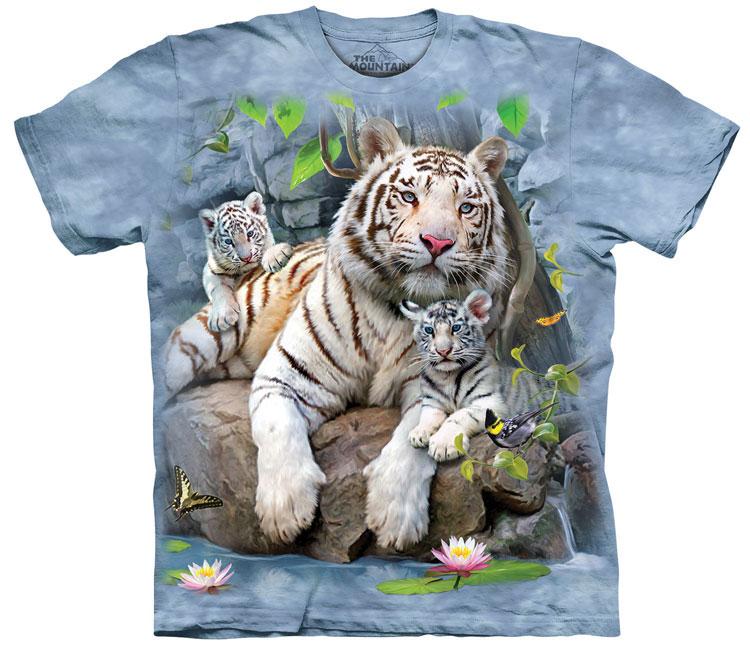 White Tigers of Bengal Shirt