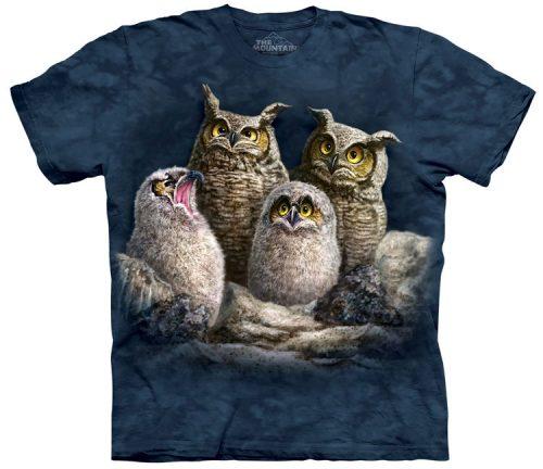 Owl Family Shirt