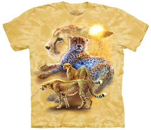 Gold Cheetah Shirt