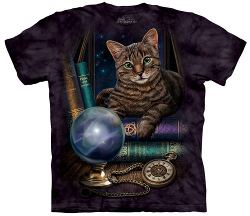 Fortune Teller Cat Shirt