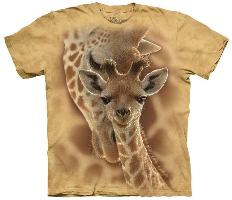Newborn Giraffe Shirt