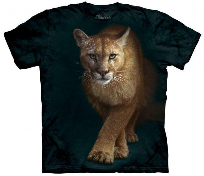 Emergence Mountain Lion Shirt