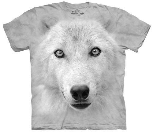 Dont Look Wolf Shirt