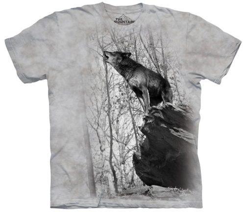 Symmetry Wolf Shirt