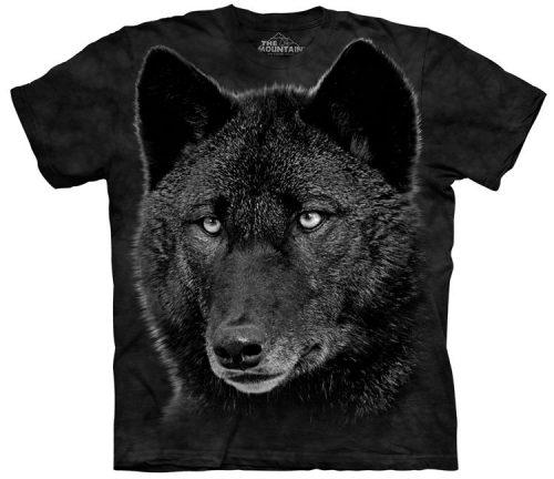 Black Wolf Shirt