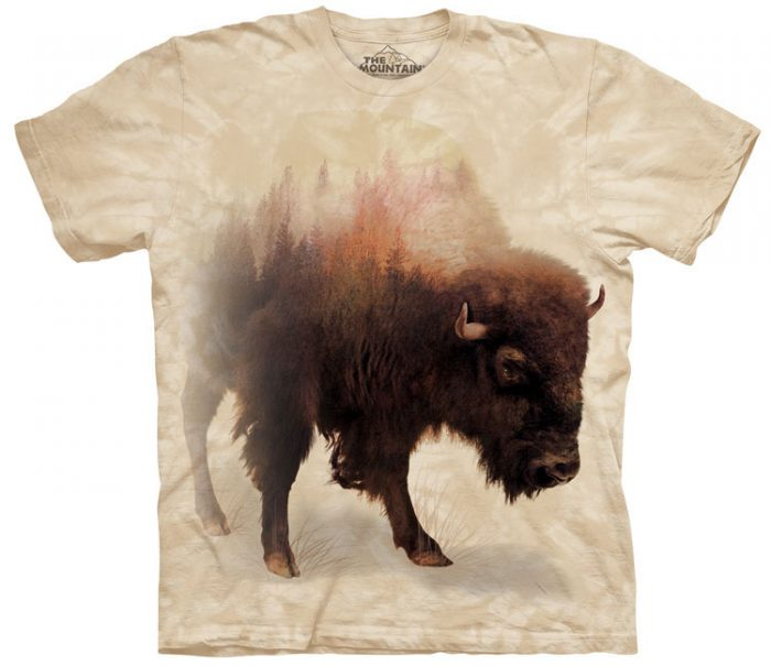 Bison Forest Shirt