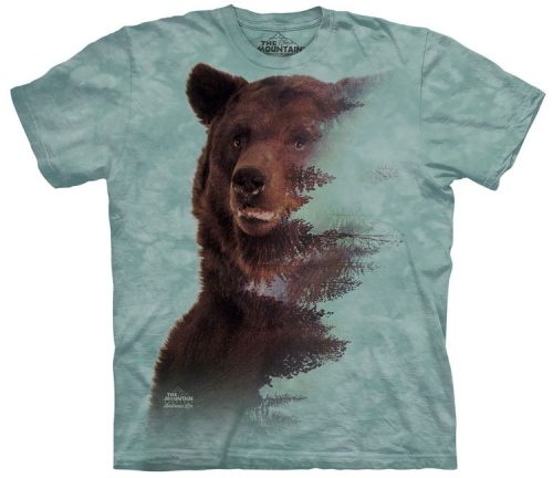 Brown Bear Forest Shirt