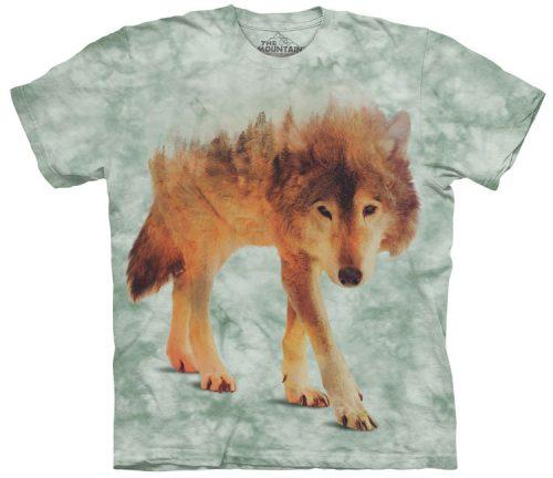 Forest Wolf Shirt