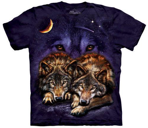 Wolf Sky Shirt