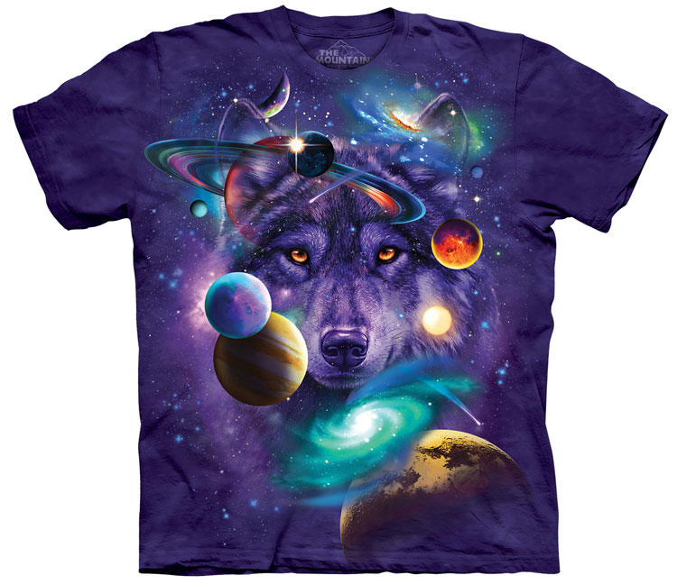 Wolf of the Cosmos Shirt
