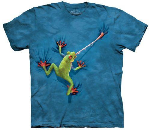 Frog Tongue Shirt