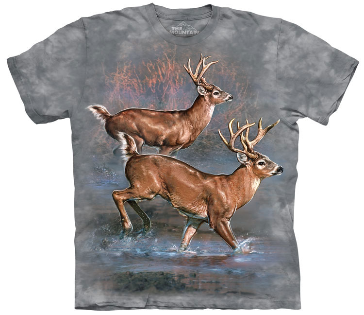 Whitetail Deer Run Shirt