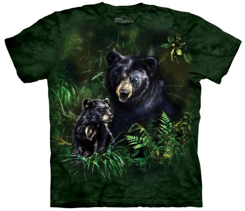 Black Bear Cub Shirt