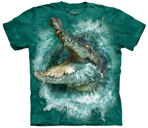 Crocodile Splash Shirt
