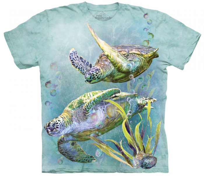 Sea Turtle Swim Shirt