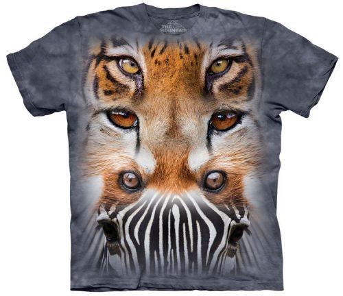 Zoo Face Totem Shirt