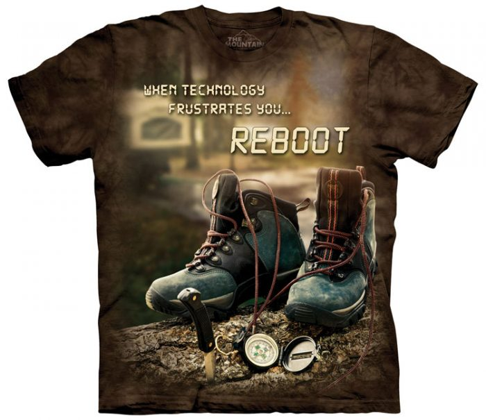 Reboot Outdoor Shirt
