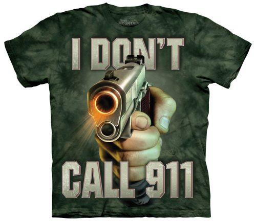 Call 911 Shirt