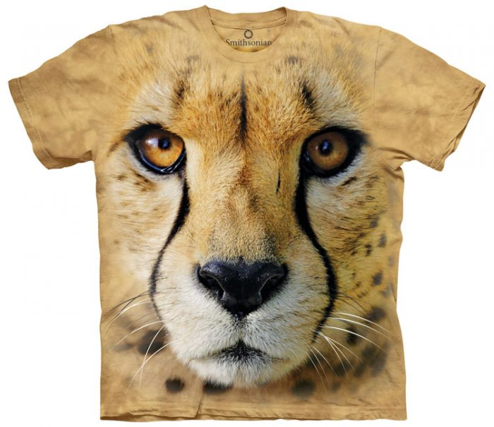 Cheetah Shirt