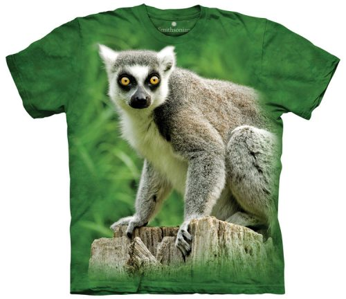 Ring Tailed Lemur Shirt